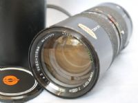85-210mm 4.5 Tamron AD2 Zoom Macro Lens Cased £9.99